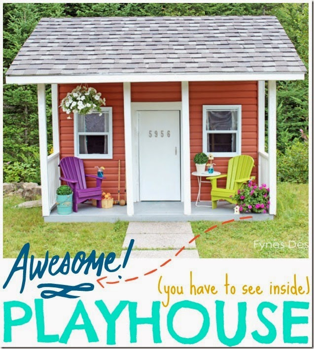 Condo Blues 18 Awesome Playhouses You Have To See To Believe