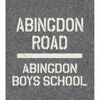 [MUSIC VIDEO] abingdon boys school – ABINGDON ROAD (2010/1/27)