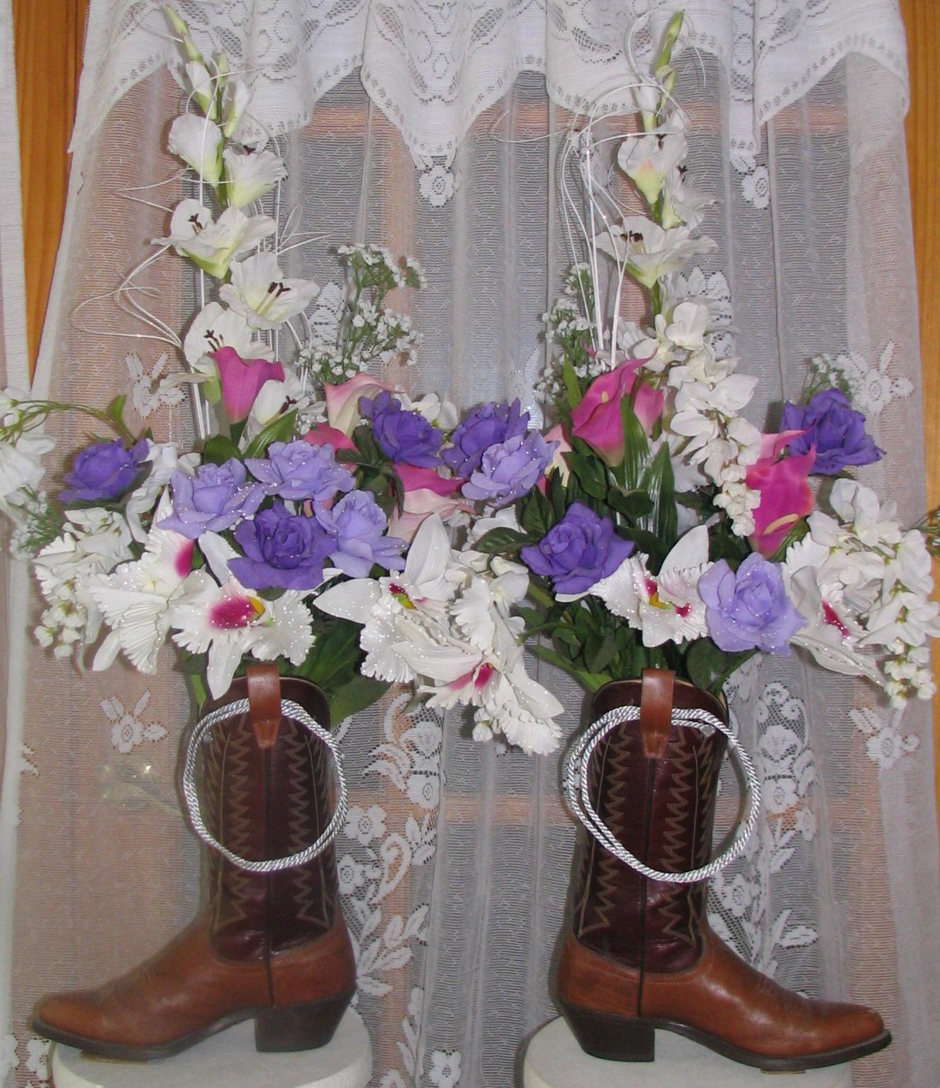 Western Wedding Page