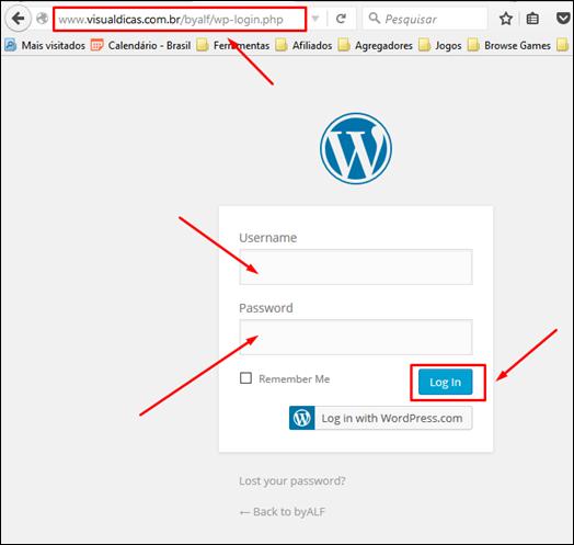 Como alterar o idioma do Wordpress para o Português - Visual Dicas