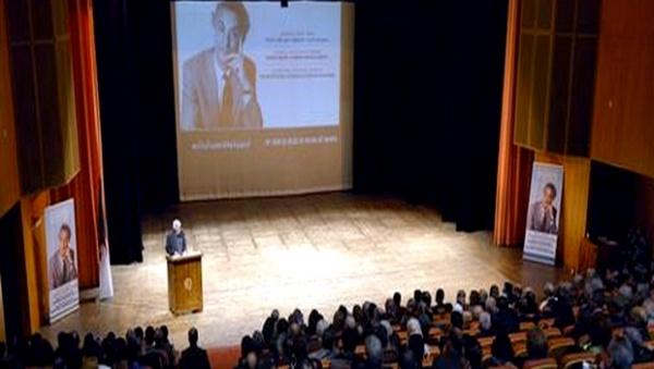 Aït Ahmed: un homme d'envergure nationale et à la dimension internationale