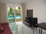 1 bedroom apartment with access to the pool for sale.   Condominiums for sale in Jomtien Pattaya