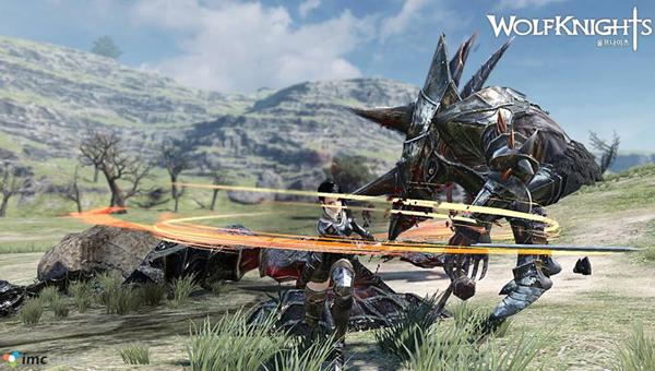 IMC Games công bố hình ảnh mới của Wolf Knights 1