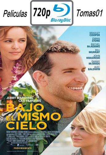 Bajo el Mismo Cielo (Aloha) (2015) [BRRip 720p/Dual Latino-ingles]