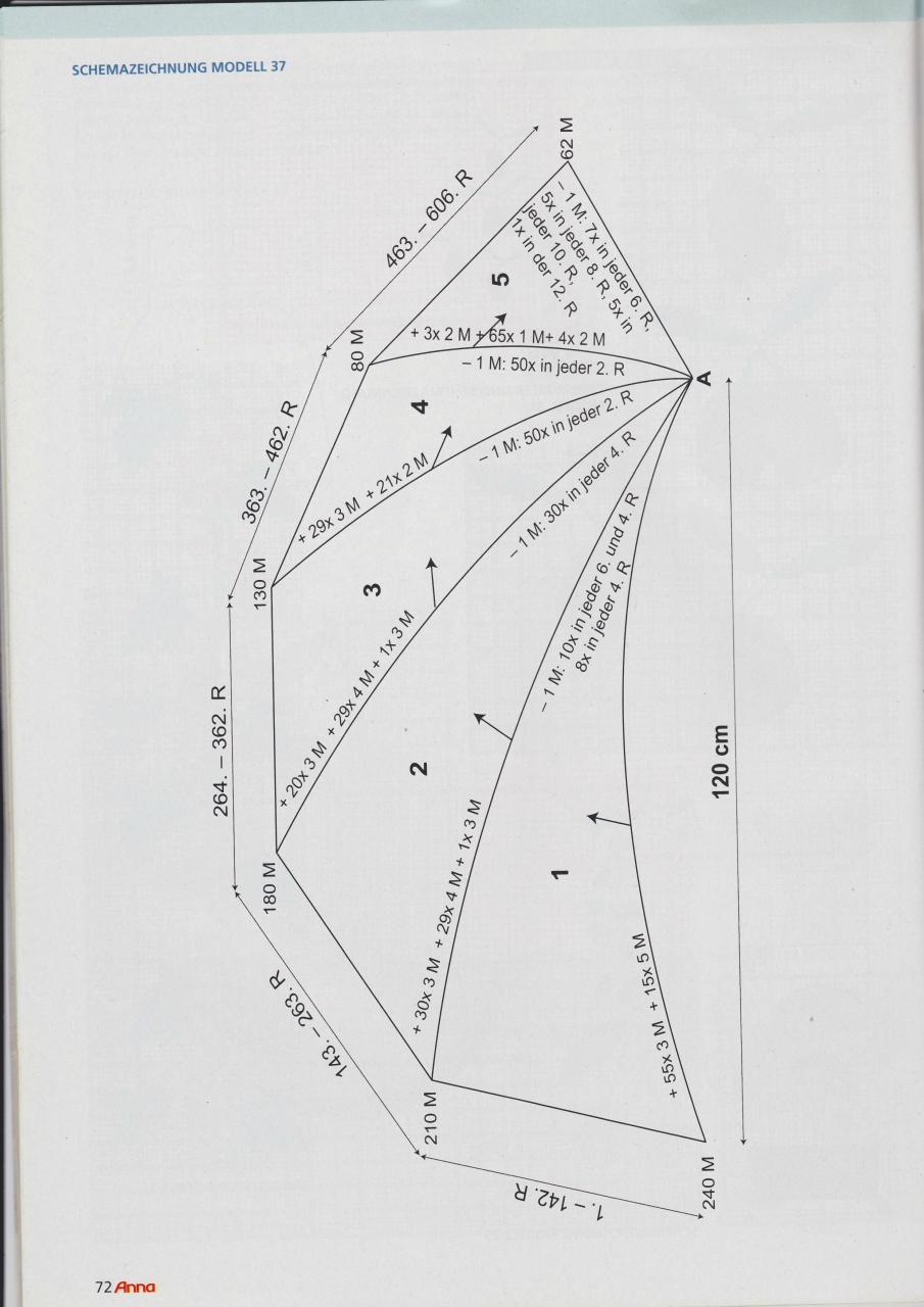 Вязание шали жар-птица из пряжи дундага кауни описание и схема 59