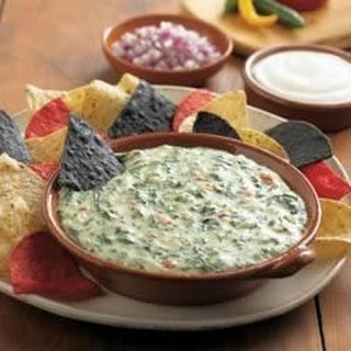 Spinach Queso Dip Recipes