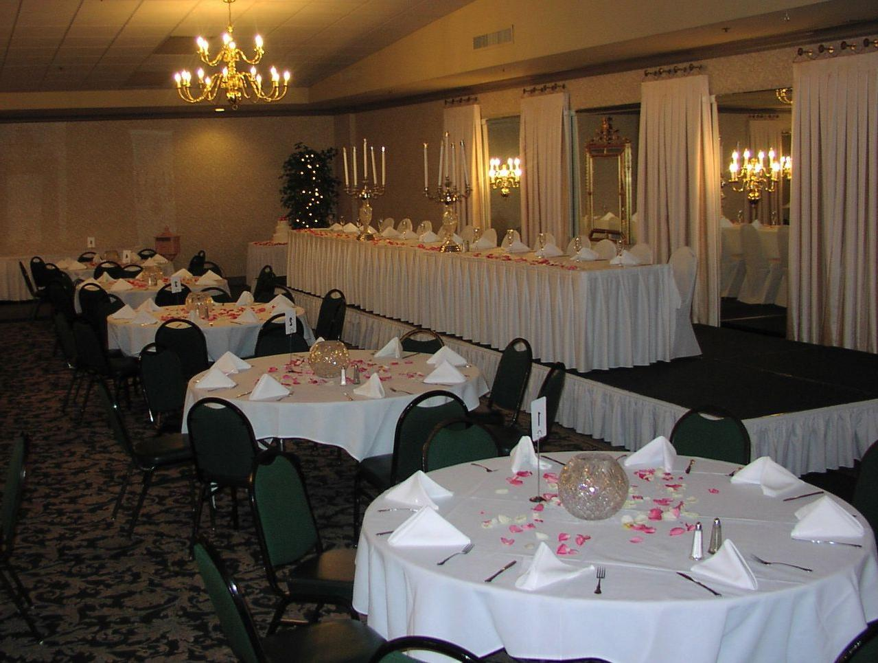 South County Head Tables