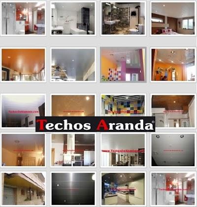 Empresas y servicios relacionados con Techos aluminio en Murcia