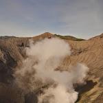 wnętrze krateru