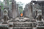 Ankor Thom, Cambodia