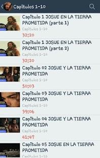 App Josue y La Tierra Prometida APK for Kindle
