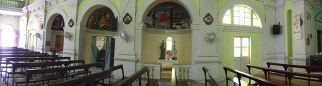 Igreja Matriz de São Sebastião - Carutapera, Maranhao, foto: Edmilson Junior