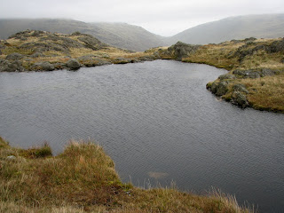 Raven Crag Tarn near Border End