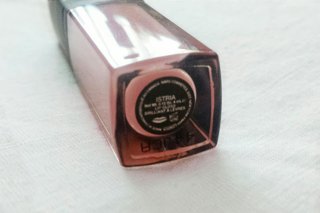 NARS Lip Gloss In Istria, NARS Lip Gloss In Istria review, nars lip gloss, nars lip gloss review
