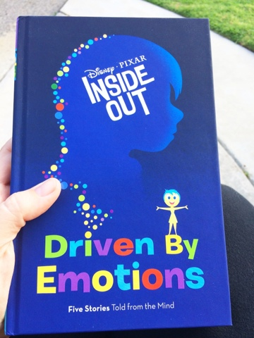 Driven By Emotions Inside Out