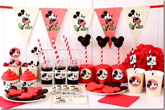 fiesta cumpleaños minnie decoracion (3)