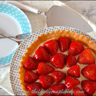 Tart Glazed Strawberry Recipes