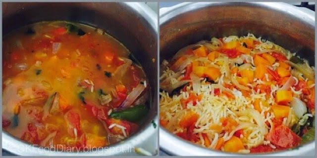 How to make Tomato Pulao Recipe | Rice varieties 5