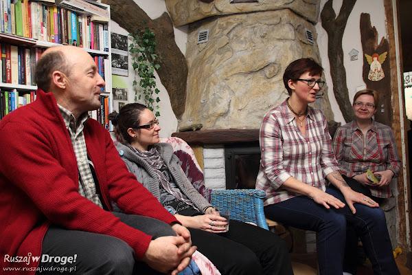 Spotkanie Stowarzyszenia u Izy Skibickiej w Kleciu