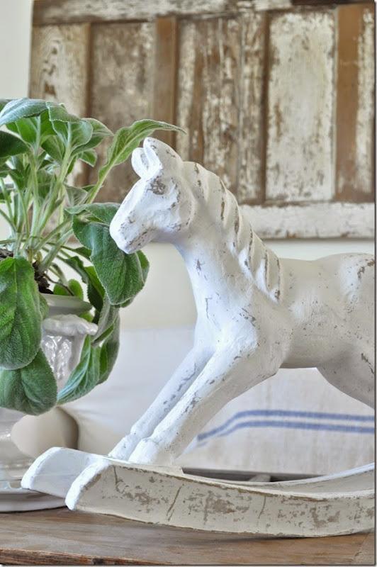 Rocking horse 12