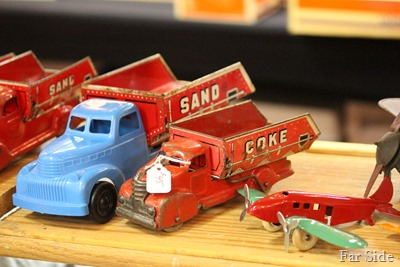 Toys at the Train and Toy Show