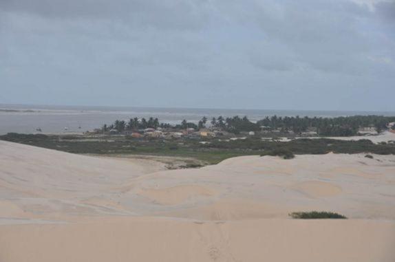 Ilha de Lençois - Apicum Açu, Maranhao, foto: 1000 dias por toda a America