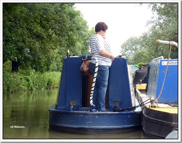 CRT boat
