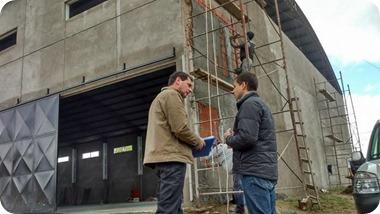 El espacio servirá para el desarrollo deportivo del barrio y de los establecimientos escolares linderos