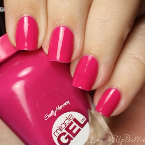 sally hansen miracle gel boho chic partial
