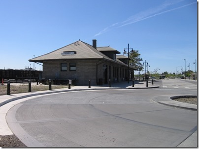 IMG_3133 Depot in Albany, Oregon on August 31, 2006