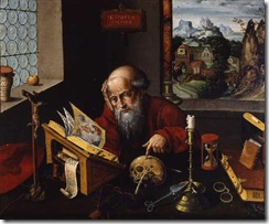 Joos_van_Cleve_-_Saint_Jerome_in_His_Study