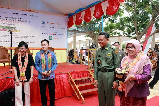 Pasar Lambocca Bantaeng, Modernisasi Tradisional-19