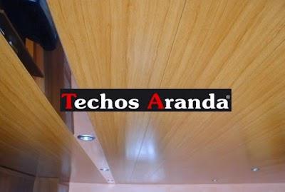 Falsos techos en Palomeras bajas Madrid