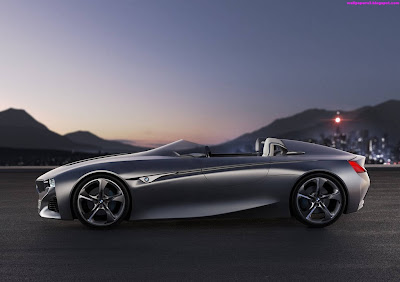BMW Vision Concept Standard Resolution Wallpaper 5