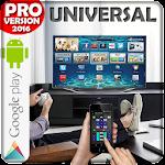 TV remote - universal Icon