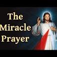 Miracle Prayer Audio.