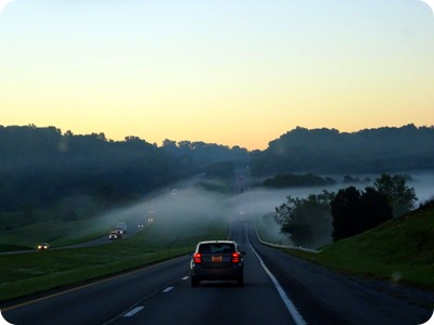 drive to GA