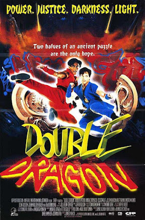Double Dragon (1994) 720p Trial Audio