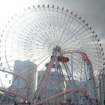 cosmoworld yokohama in Yokohama, Tokyo, Japan