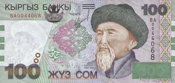 Mata uang Som