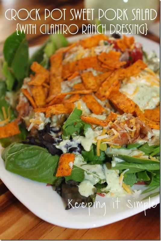 Copycat-Cafe-Rio-Sweet-Pork-Salad-with-Cilantro-Ranch-Dressing
