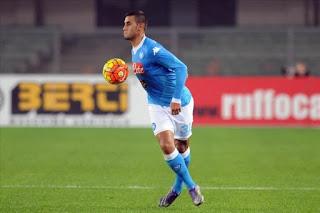 Naples : Ghoulam très loin de son niveau face à la Fiorentina