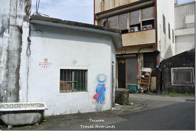 台東比西里岸 幾米彩繪村 (87)
