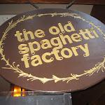 The restaurant we ate dinner in Nashville TN 07262012