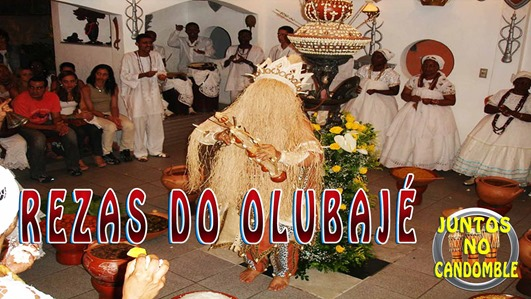 Rezas do Olubajé