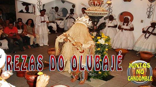 Rezas do Olubajé