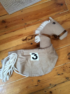 My Horse wearable hobby horse - Emma in Bromley