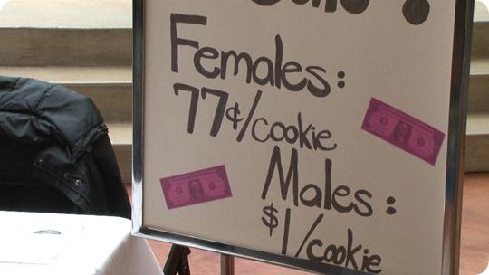 cookies gender
