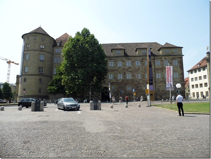 Stuttgart July 2015