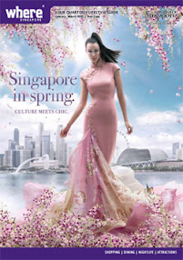 Cover of Joy Of Life's Book Shopping Dining Nightlife Attractions In Singapore Brochure